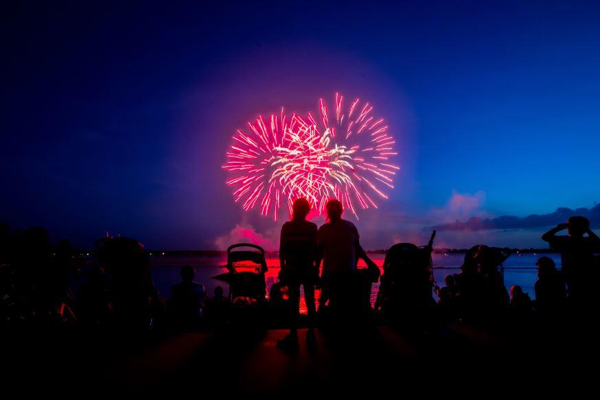 LEGOLAND Florida Fireworks Night Lights