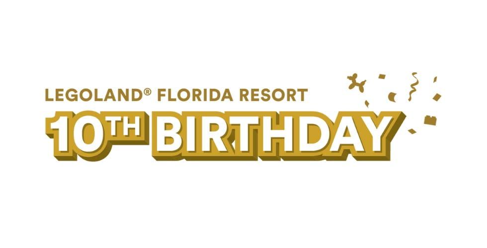 Legoland Florida celebrates 10th birthday with new attraction, 'The Legoland Story'