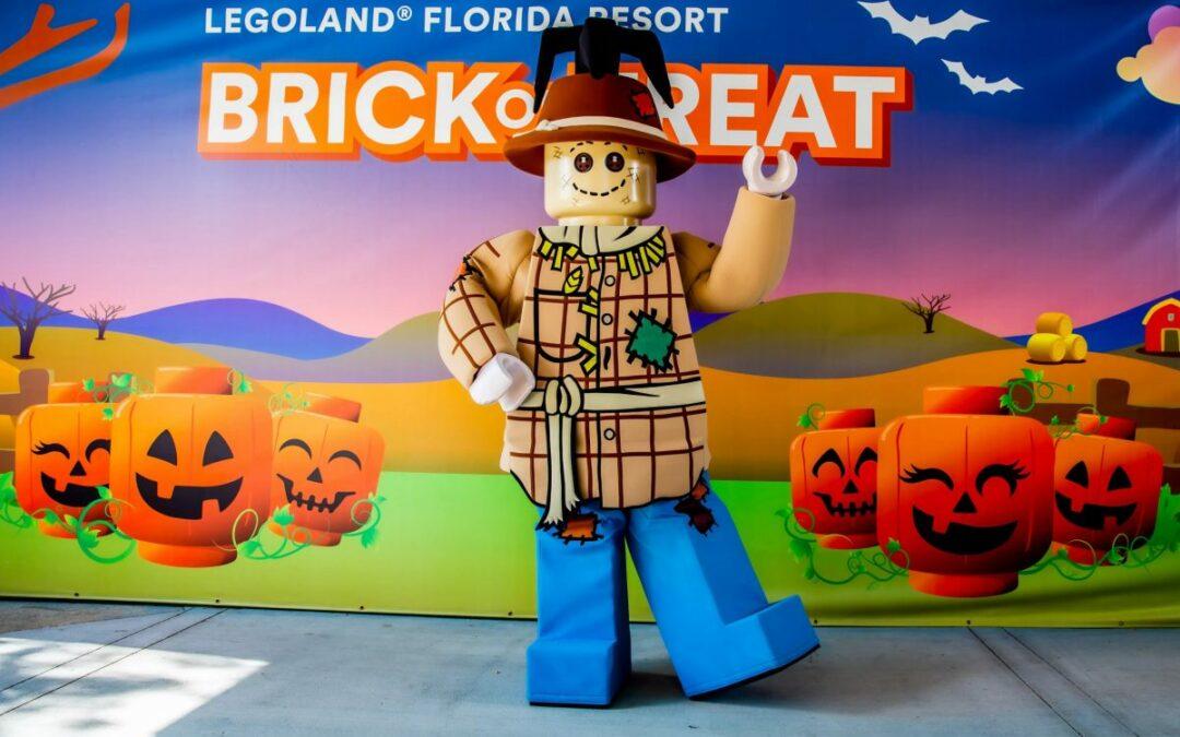 Brick-or-Treat 2021 at LEGOLAND: A Halloween Tradition
