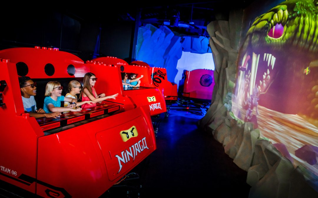 LEGO NINJAGO WORLD Now Open at LEGOLAND Florida
