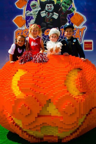 LEGOLAND Florida Brick or Treat