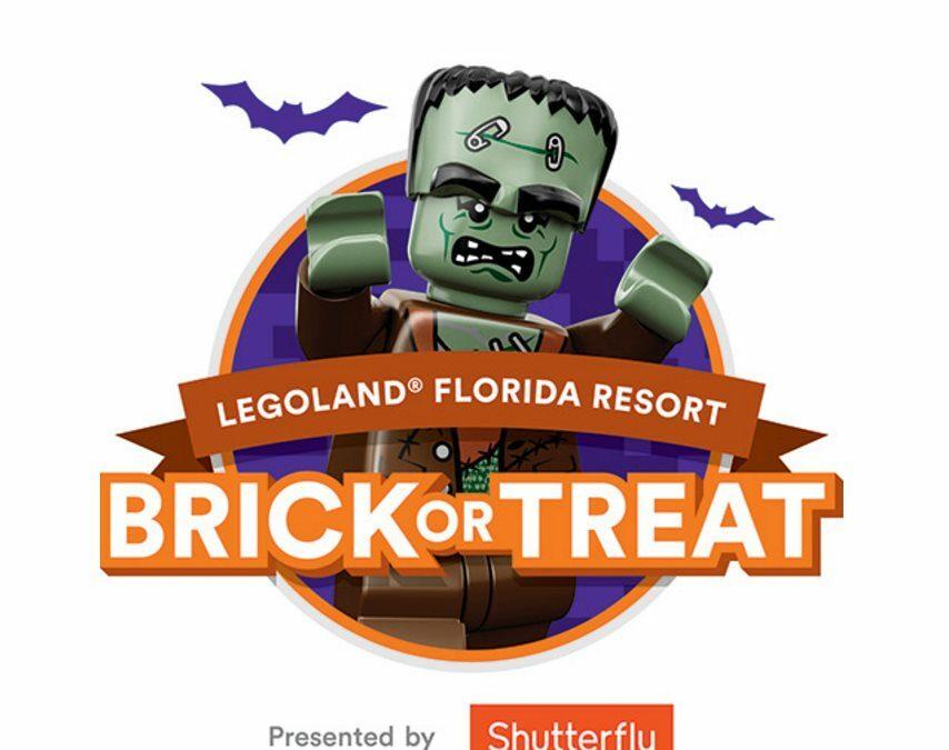 LEGOLAND Florida Halloween Brick or Treat 2016