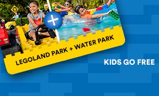 LEGOLAND Florida Kids Go Free