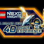 LEGOLAND Florida Nexo Nights 4D