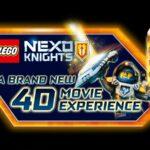 LEGOLAND Florida Nexo Nights 4D