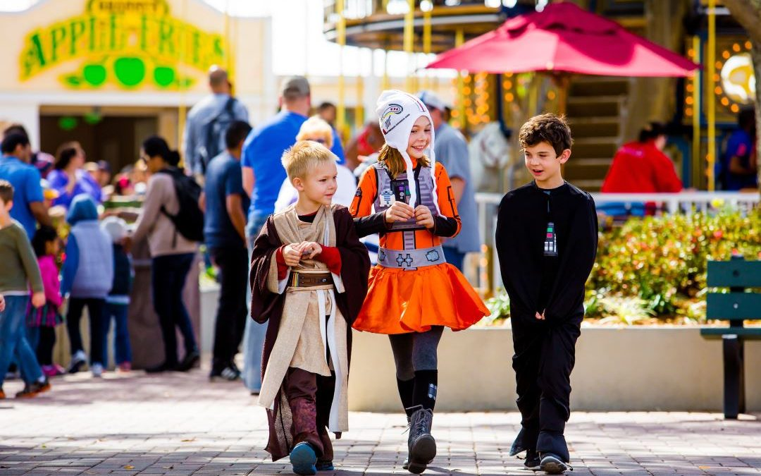 LEGOLAND Florida Star Wars Days Sept. 10-11