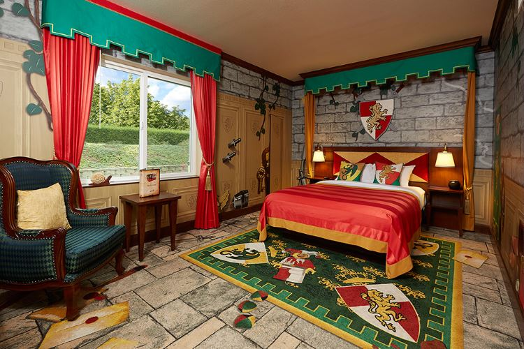 LEGOLAND Hotel Kingdom Themed Room