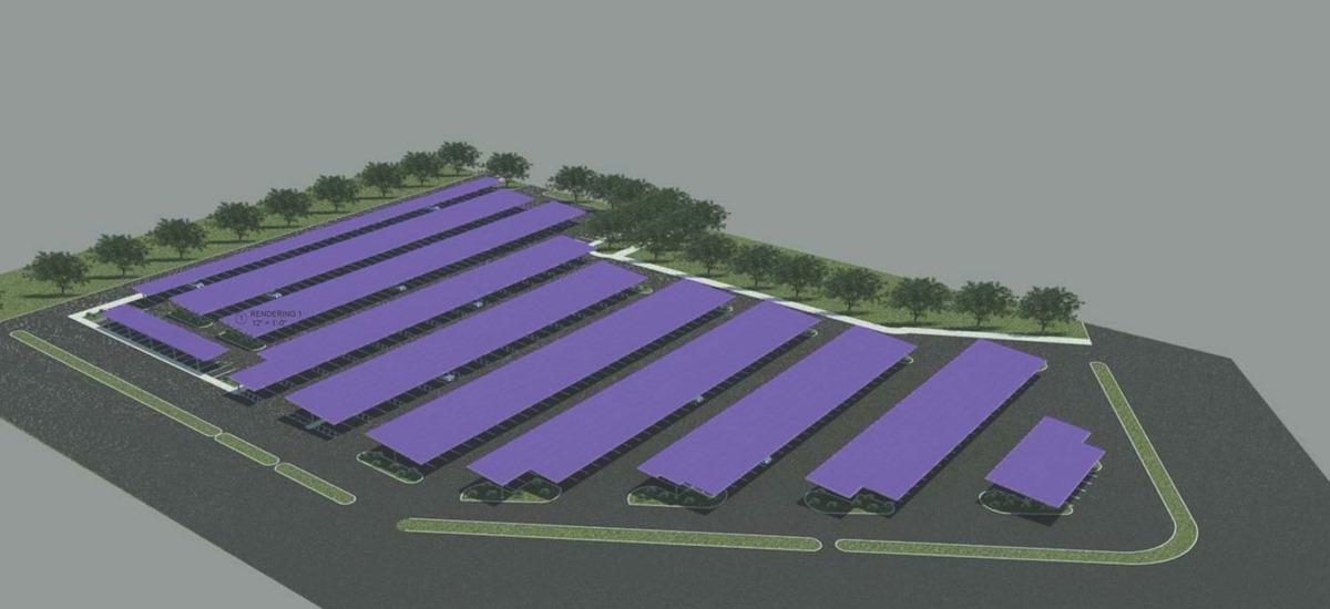 LEGOLAND Florida adding solar panel canopy to parking area