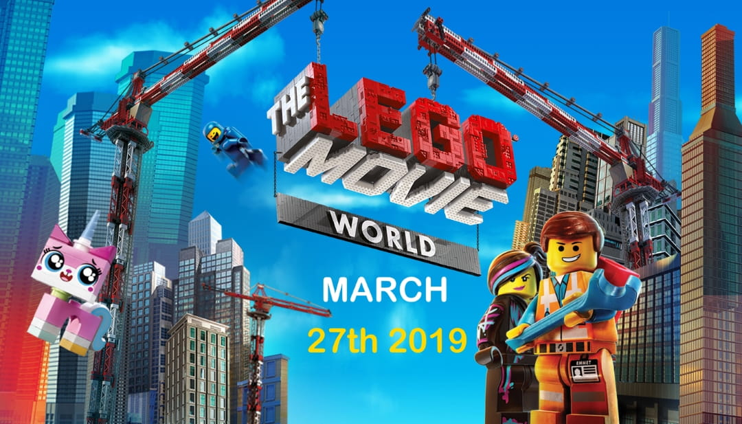 Legoland Florida sets opening day for movie-themed world
