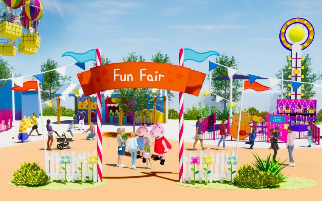 Peppa Pig Theme Park at LEGOLAND Florida
