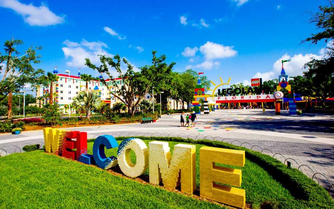 Welcome to LEGOLAND in Florida